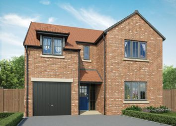 Thumbnail 4 bed detached house for sale in Coquet Park, Robson Grove, Felton, Morpeth, Northumberland