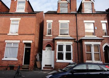 Thumbnail 3 bed end terrace house to rent in Exeter Road, Forest Fields, Nottingham