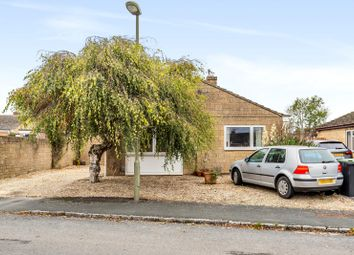 Thumbnail 3 bed detached bungalow for sale in Larksfield Close, Carterton, Oxfordshire 3Sy, UK