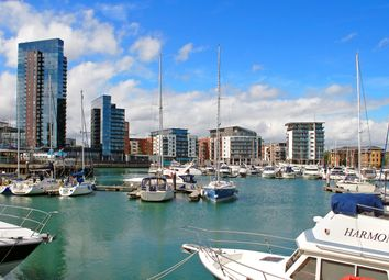 Thumbnail 2 bed flat to rent in The Moresby Tower, Ocean Way, Ocean Village, Southampton