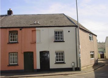 Thumbnail 2 bed terraced house to rent in Free Street, Brecon