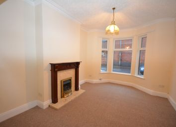 Thumbnail 3 bed terraced house to rent in Carlisle Street, Crewe
