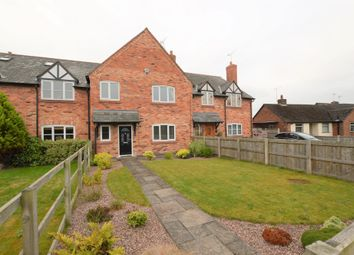 Thumbnail 4 bed terraced house for sale in Fiddlers Lane, Saughall, Chester