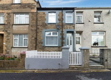 Thumbnail 3 bed terraced house for sale in Cromwell Street, Abertillery, Blaenau Gwent