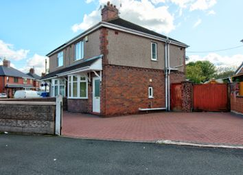 Thumbnail 2 bed semi-detached house for sale in Shelford Road, Tunstall, Stoke-On-Trent