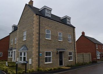 Thumbnail 3 bedroom semi-detached house for sale in Herne Road, Oundle, Peterborough