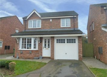 Thumbnail 4 bed detached house for sale in Old School Lane, Keadby, Scunthorpe, Lincolnshire