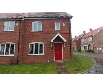 Thumbnail 3 bed end terrace house for sale in Fallowfield Road, Grimsby