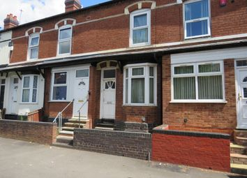 Thumbnail 2 bedroom terraced house for sale in Perrott Street, Birmingham