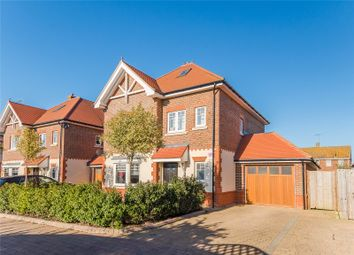 Thumbnail 5 bed detached house for sale in Kingshill Close, Bushey