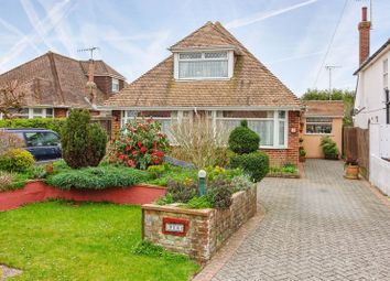 Thumbnail 4 bed bungalow for sale in Green Park, Ferring, Worthing