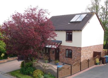 Thumbnail 4 bed detached house for sale in Newport Road, Eccleshall, Stafford