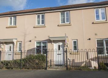 Thumbnail 3 bed terraced house for sale in Wood Mead, Cheswick Village, Bristol