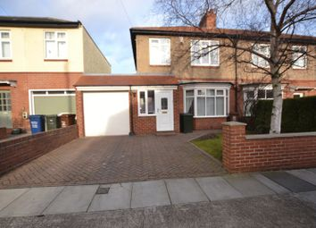 3 bed semi-detached house for sale in Eastlands, High Heaton, Newcastle Upon Tyne NE7
