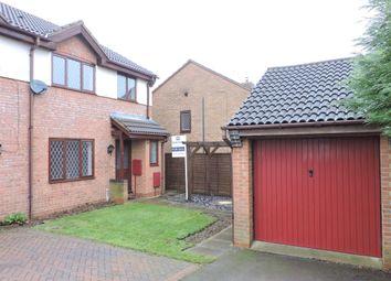 Thumbnail 4 bedroom semi-detached house for sale in Launton Close, Luton