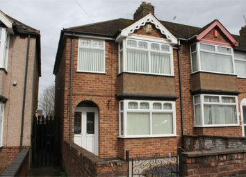 Thumbnail 3 bed end terrace house for sale in Sullivan Road, Coventry