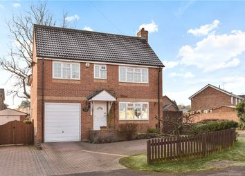 Thumbnail 4 bed detached house for sale in Hawthorne Crescent, Blackwater, Camberley