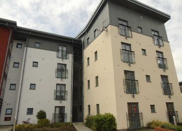 Thumbnail 1 bed flat for sale in St Christophers Court, Marina, Swansea