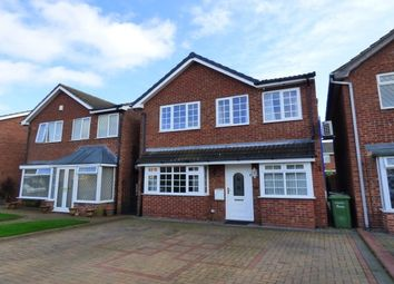 Thumbnail 3 bed detached house to rent in Rowan Close, Kingsbury, Tamworth