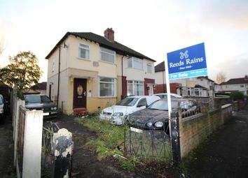 Thumbnail 2 bedroom semi-detached house for sale in Sandileigh Avenue, Brinnington, Stockport