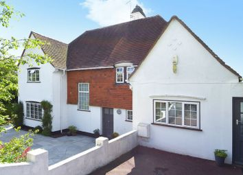 Thumbnail 4 bed detached house for sale in St. Marys Road, Leatherhead