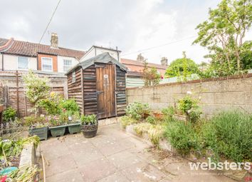 Thumbnail 3 bedroom end terrace house for sale in Gladstone Street, Norwich