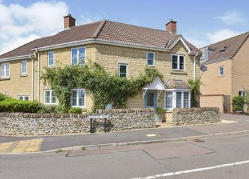 Thumbnail Semi-detached house for sale in Collyns Way, Collyweston, Stamford