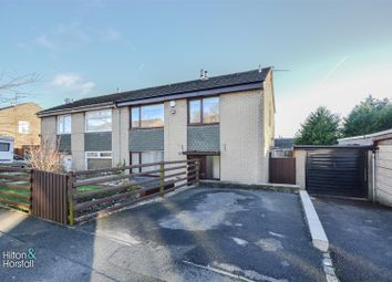 Thumbnail 3 bed semi-detached house for sale in Keats Close, Colne