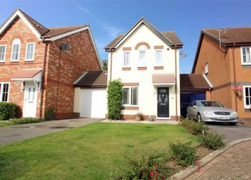 Thumbnail 3 bed link-detached house for sale in Knights Lane, Kesgrave, Ipswich