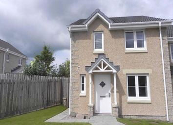 Thumbnail 3 bed semi-detached house to rent in Linkwood Avenue, Elgin