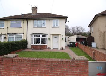 Thumbnail 3 bed semi-detached house for sale in Wilberforce Road, Doncaster