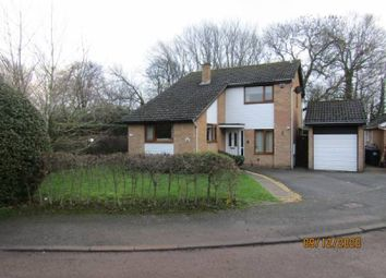 Thumbnail 3 bed detached house to rent in Riverwell, Northampton
