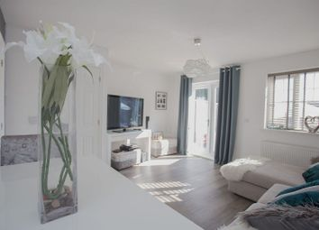 Thumbnail 2 bed terraced house for sale in Pattens Close, Whittlesey, Peterborough, Cambridgeshire.