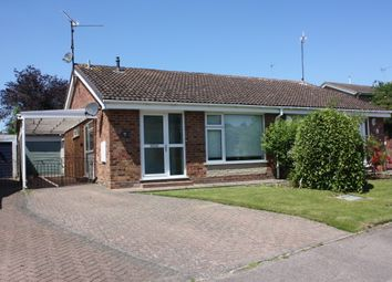 Thumbnail 2 bed semi-detached bungalow to rent in Windermere Close, Daventry, Northamptonshire, 9Ed.