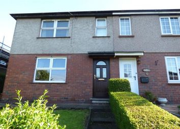 Thumbnail 3 bed terraced house for sale in Tyne Close Avenue, Penrith, Cumbria