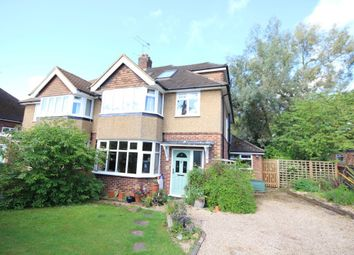Thumbnail 4 bedroom semi-detached house for sale in Balmore Drive, Caversham, Reading