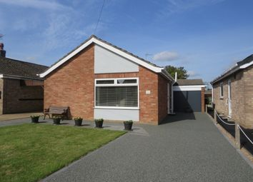 Thumbnail 2 bedroom detached bungalow for sale in Merleswen, Dunholme, Lincoln