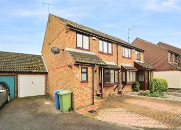 3 bed semi-detached house for sale in Ingleden Close, Kemsley, Sittingbourne, Kent ME10