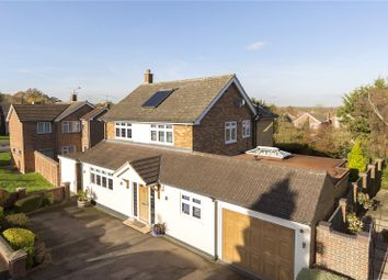 Thumbnail 4 bedroom detached house for sale in Landview Gardens, Ongar, Essex