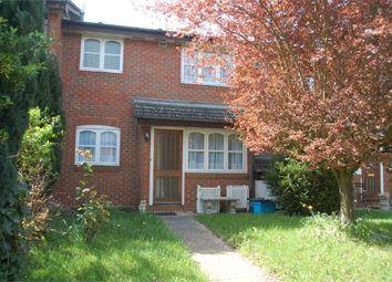 Thumbnail 1 bed terraced house to rent in Nicholson Mews, Nicholson Walk, Egham, Surrey