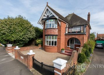 Thumbnail 4 bed detached house for sale in High Street, Kelvedon, Colchester