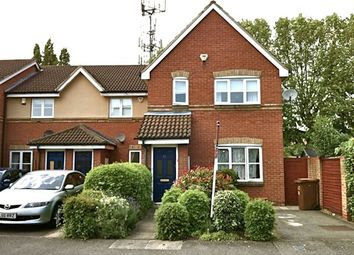 Thumbnail 3 bed semi-detached house to rent in Burrow Road, East Dulwich, London
