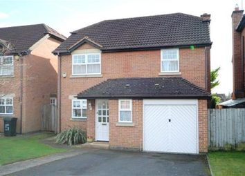 Thumbnail 4 bedroom detached house for sale in Fairfax Close, Caversham, Reading