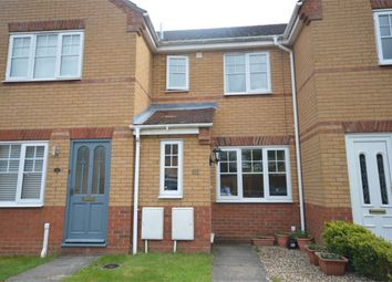 Thumbnail 2 bed terraced house for sale in Walsingham Drive, Thorpe Marriott, Norwich