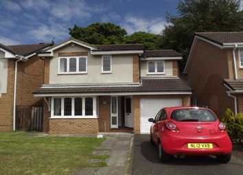Thumbnail 4 bed detached house to rent in Yeavering Close, Newcastle Upon Tyne