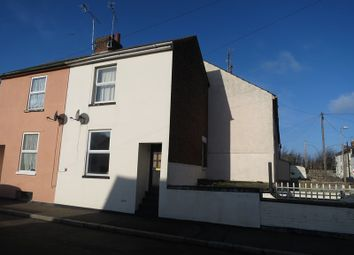 Thumbnail 1 bed terraced house for sale in Albemarle Street, Harwich