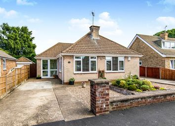 Thumbnail 4 bedroom bungalow for sale in Eastbrook Road, Lincoln