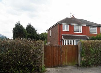 Thumbnail 3 bed semi-detached house for sale in Ramsgate Road, Reddish, Stockport