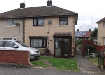 Thumbnail 3 bed semi-detached house for sale in Raynborn Crescent, Bradford