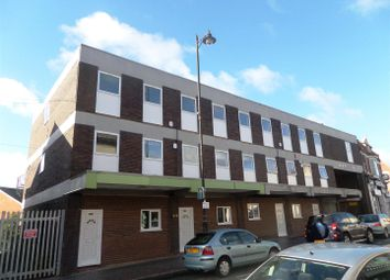 Thumbnail 1 bed flat to rent in St. Johns Court, Lower High Street, Wednesbury